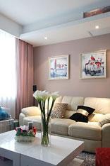 现代简约沙发墙
