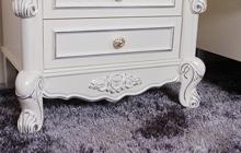 柜脚,精致优雅的弯腿设计