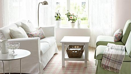 宜家家居客厅布置——客厅风格