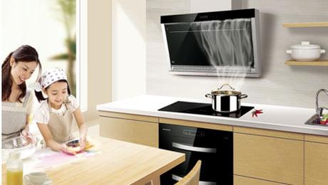 贤惠主妇的私人地盘 5款实用型成套厨电推荐