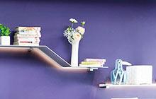 3类置物板架 做好墙面收纳扩容