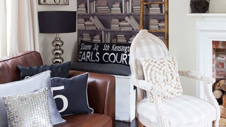 11例小户型客厅 4种扩容布置技巧
