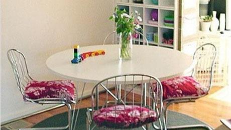 现代简约风格 小户型餐厅特别推荐