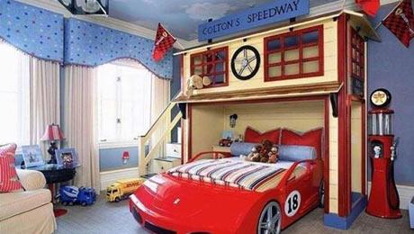 迪士尼儿童房,终于等到你