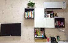 空间翻倍 一室一厅小户型是怎么扩容的?