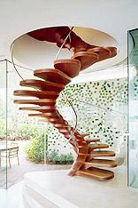 楼梯也要美丽 17个唯美楼梯设计