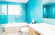 瓷砖包围卫生间 21款瓷砖设计图片