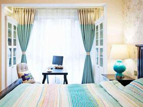 50个窗帘设计 清新满屋迎接春天