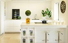 18种开放式厨房设计 不一样的简约风
