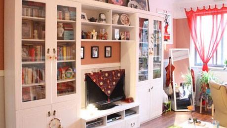 少些凌乱多些空间 小户型客厅收纳妙招