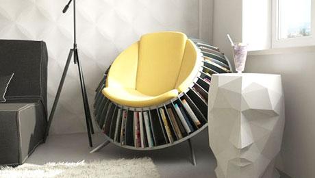 时尚的宠儿 17款个性创意沙发