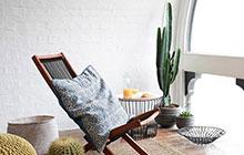 11个舒适客厅休闲角 享受独处时光