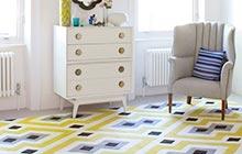 创意美家居 12个几何元素地毯设计