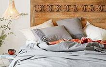 赖床更需好床品 12款温暖卧室床品图