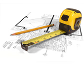 步骤二:测量和计算自家内部使用面积和建筑面积