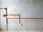 水电施工步骤5:电路开槽